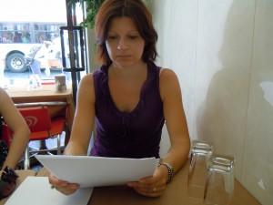 Nadia BELLINI,  nipote di Pino LO PORTO