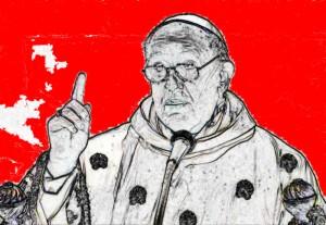 vergogna lettera a papa francesco