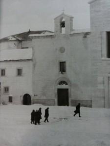 San Giovanni Rotondo, l'antico convento