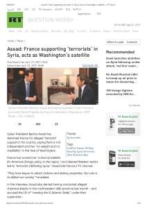 Assad_ France