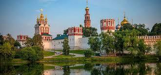 Il convento di Novodevicij